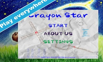 Screenshot of Crayon Star