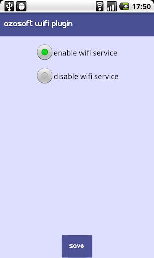 Modus Operandi Wifi Plugin