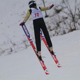 fly like a bird by Jon Radtke - Sports & Fitness Snow Sports ( fly like a bird )