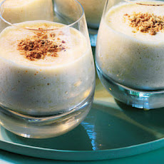 Zabaglione With Crushed Amaretti Biscuits