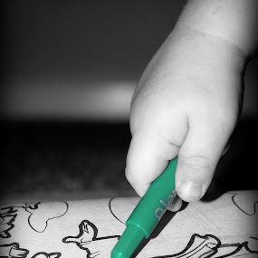 Little hands by Crystal Hulskotter - Babies & Children Hands & Feet