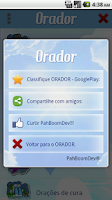 Screenshot of Orador