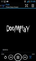 Screenshot of Doomed Player