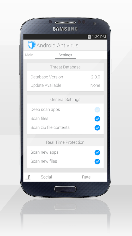 Antivirus for Android Pro Screenshot 5