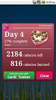 Screenshot of Valentine's Weight Loss