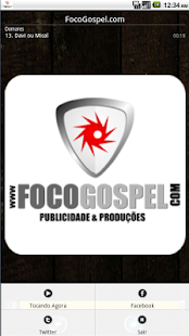 FocoGospel.com - screenshot