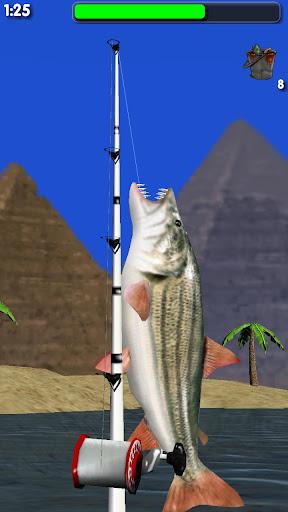 Big River Fishing 3D - screenshot