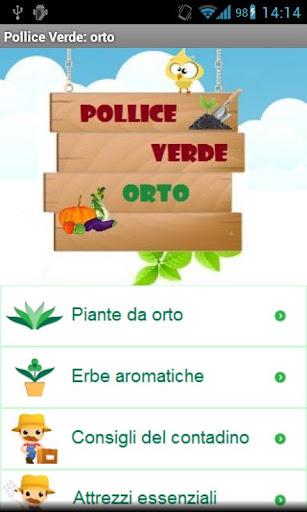 Pollice Verde: Orto Gratis