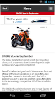 Screenshot of Bikesales.com.au