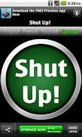 Screenshot of Shut Up!