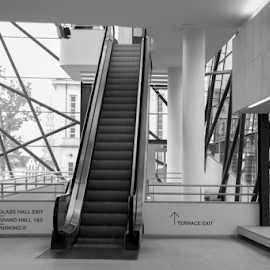 Stairs to heaven by Lucien Vandenbroucke - Buildings & Architecture Office Buildings & Hotels