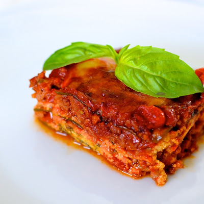 No-Noodle Lasagne, With A Kick