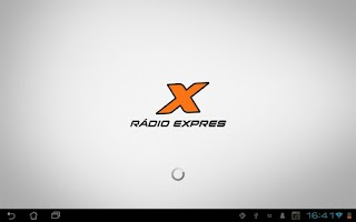 Screenshot of Radio Expres HD