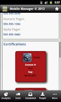 Screenshot of EMS Anyware - Vanguard