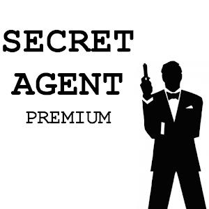 Cover art Secret Agent YouDecide PREMIUM