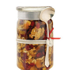 Honey, Walnut, and Dried-Fruit Topping
