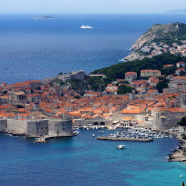 Dubrovnik by Igor Gruber - City,  Street & Park  Historic Districts ( dubrovnik )