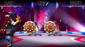 Screenshot of Big Top THD