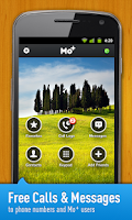 Screenshot of Free Calls & Text by Mo+