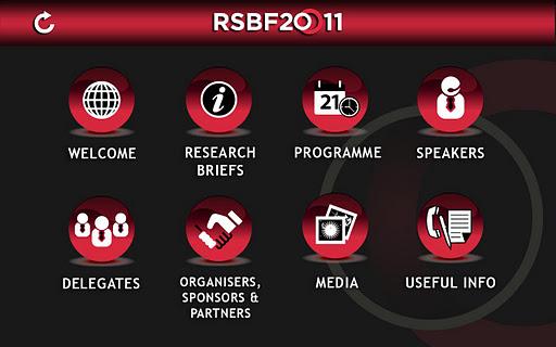 RSBF 2011