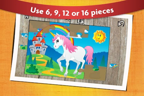 Download Kids Animals Jigsaw Puzzles APK on PC