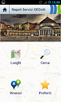 Screenshot of Gira Napoli