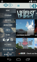 Screenshot of Hellfest