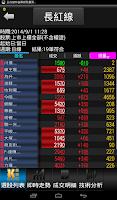 Screenshot of 股金寶:最佳股市看盤軟體