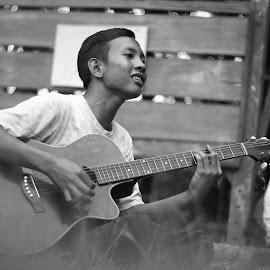by Anggi Gunawan - People Portraits of Men