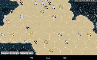 Screenshot of MiniCiv Alpha