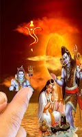 Screenshot of Magic Shiva Touch