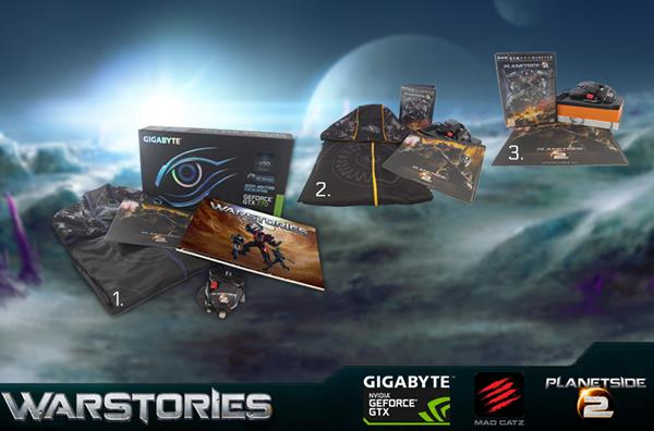 Planetside 2 begins first birthday celebrations with the Warstories fan-fiction contest