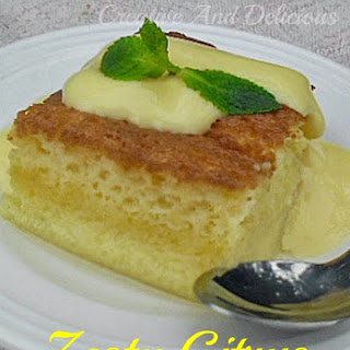 Orange Pudding Dessert Recipes
