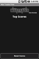 Screenshot of War Trader Free