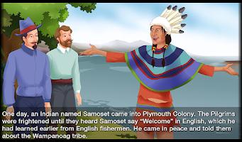 Screenshot of American History Books
