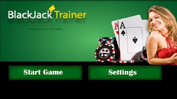 Screenshot of Blackjack Trainer
