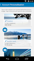 Screenshot of ANZ goMoney New Zealand