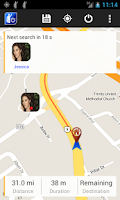 Screenshot of Direct Ridesharing
