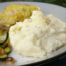 Yummy...roasted Garlic Mashed Potatoes