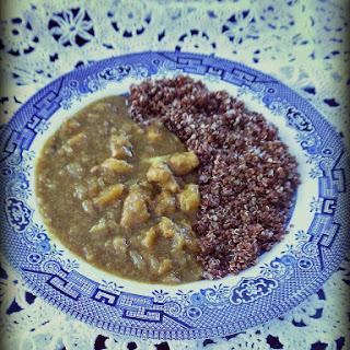 Curry Apple Chicken Crock Pot Recipes