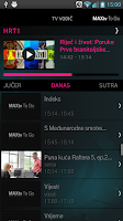 Screenshot of MAXtv To Go HD