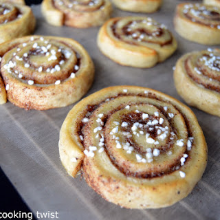 "Swedish Cinnamon Rolls or ""Kanelbullar"""