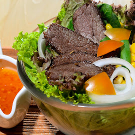 Mix Salad... by Widhie Kristiyanto - Food & Drink Eating