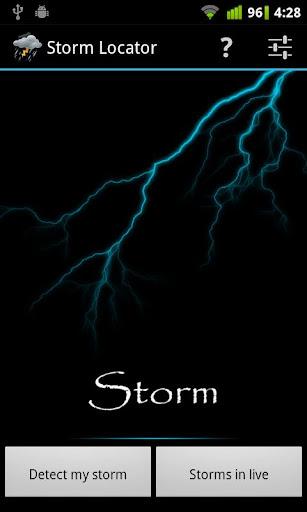 Storm Locator Deprecated