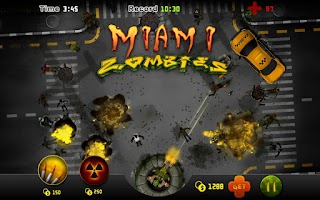 Screenshot of Miami Zombies