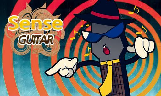 Sense Guitar Finger Style