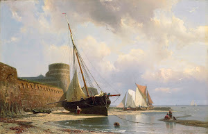 RIJKS: Johan Conrad Greive: painting 1870