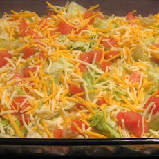 Mexican Layered Dip