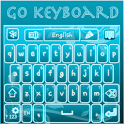 Go Keyboard Fairy Blue icon