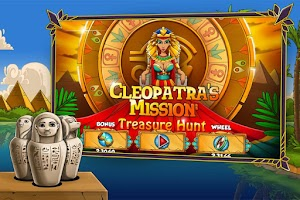 Screenshot of Cleopatra's Mission™ Slots